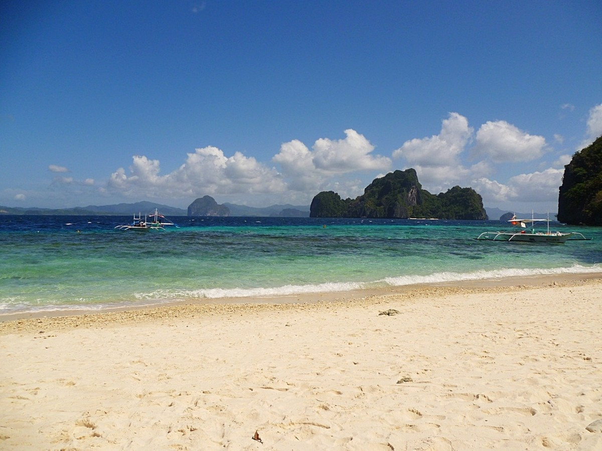 Palawan, An Exotic Site for Scuba Diving, Snorkeling, Swimming, and Lounging
