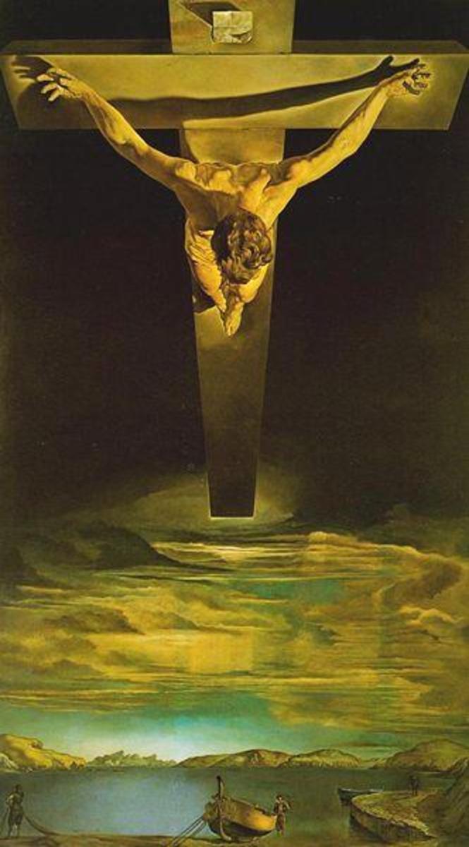 Christ of Saint John on the Cross