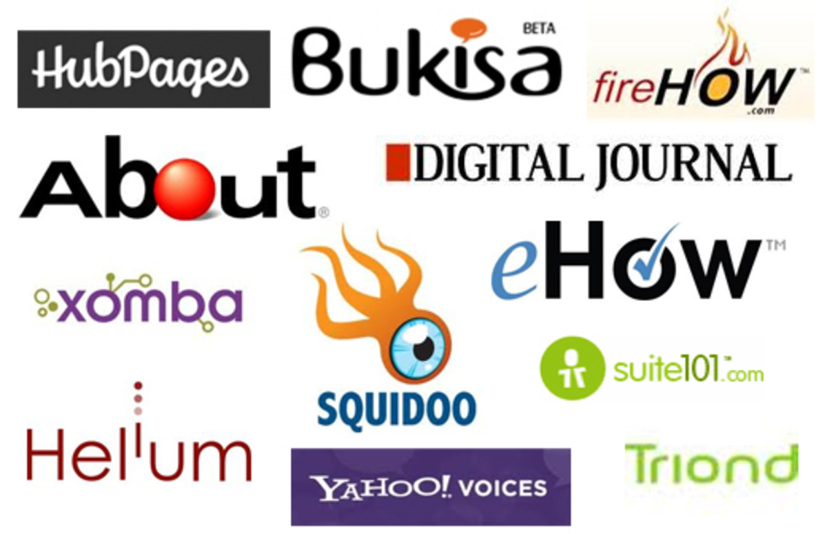 20 Great Hubpages Alternatives for Online Writing and Earning