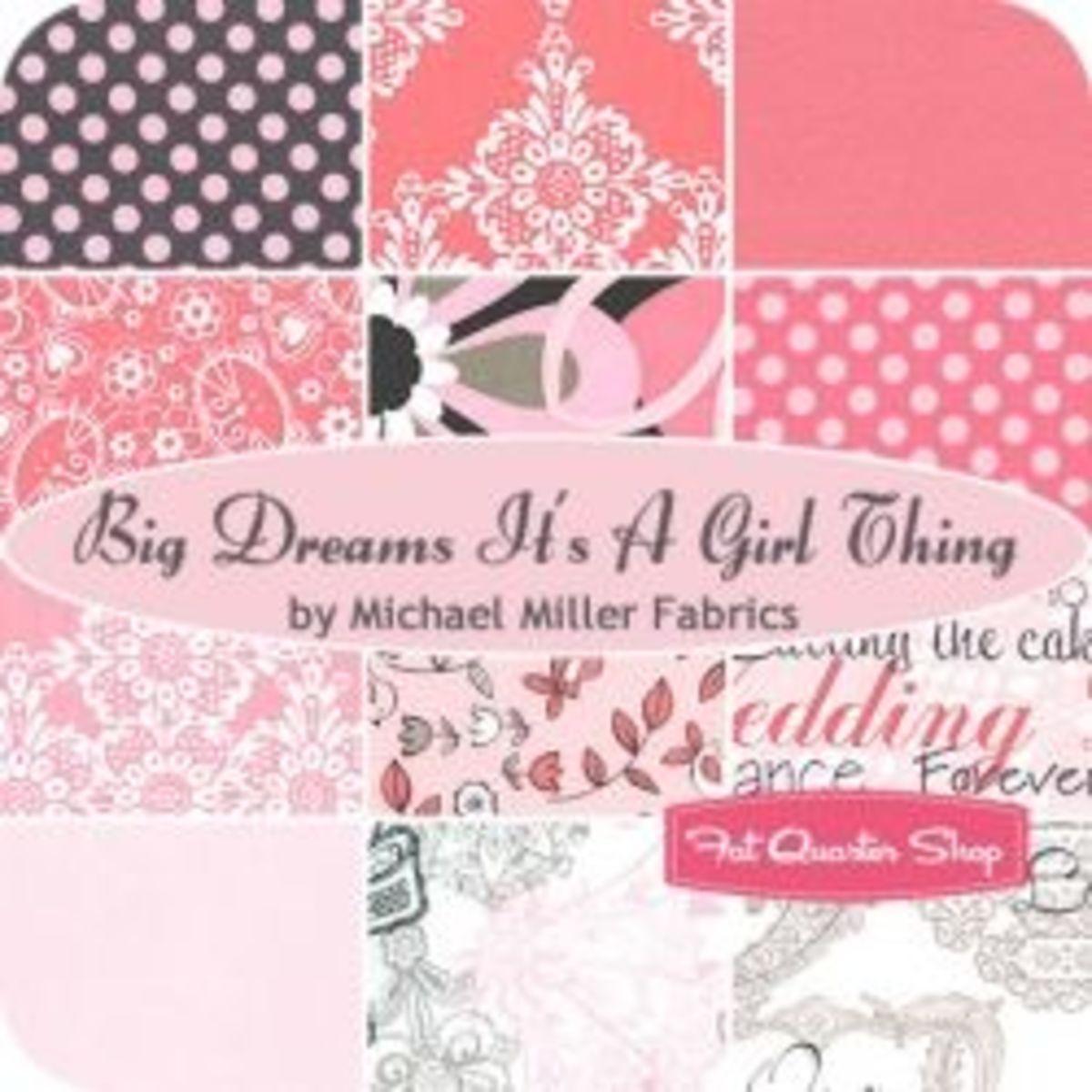 Paris themed fabrics for girls room