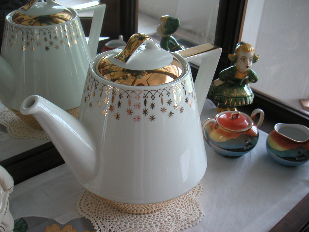 Hall China Flare Ware Coffee Warmer