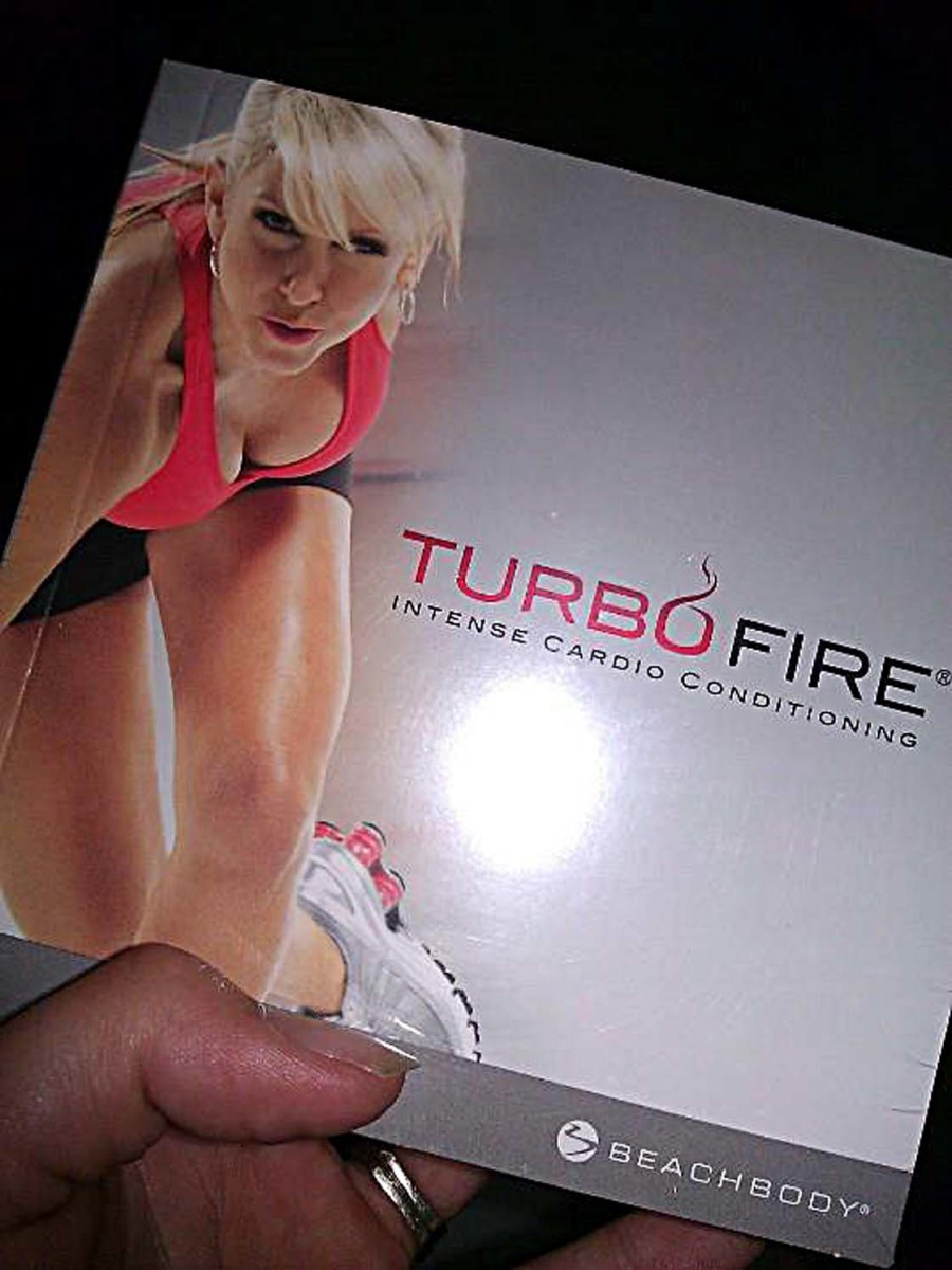 You are on fire... so now it is time to feel the burn!