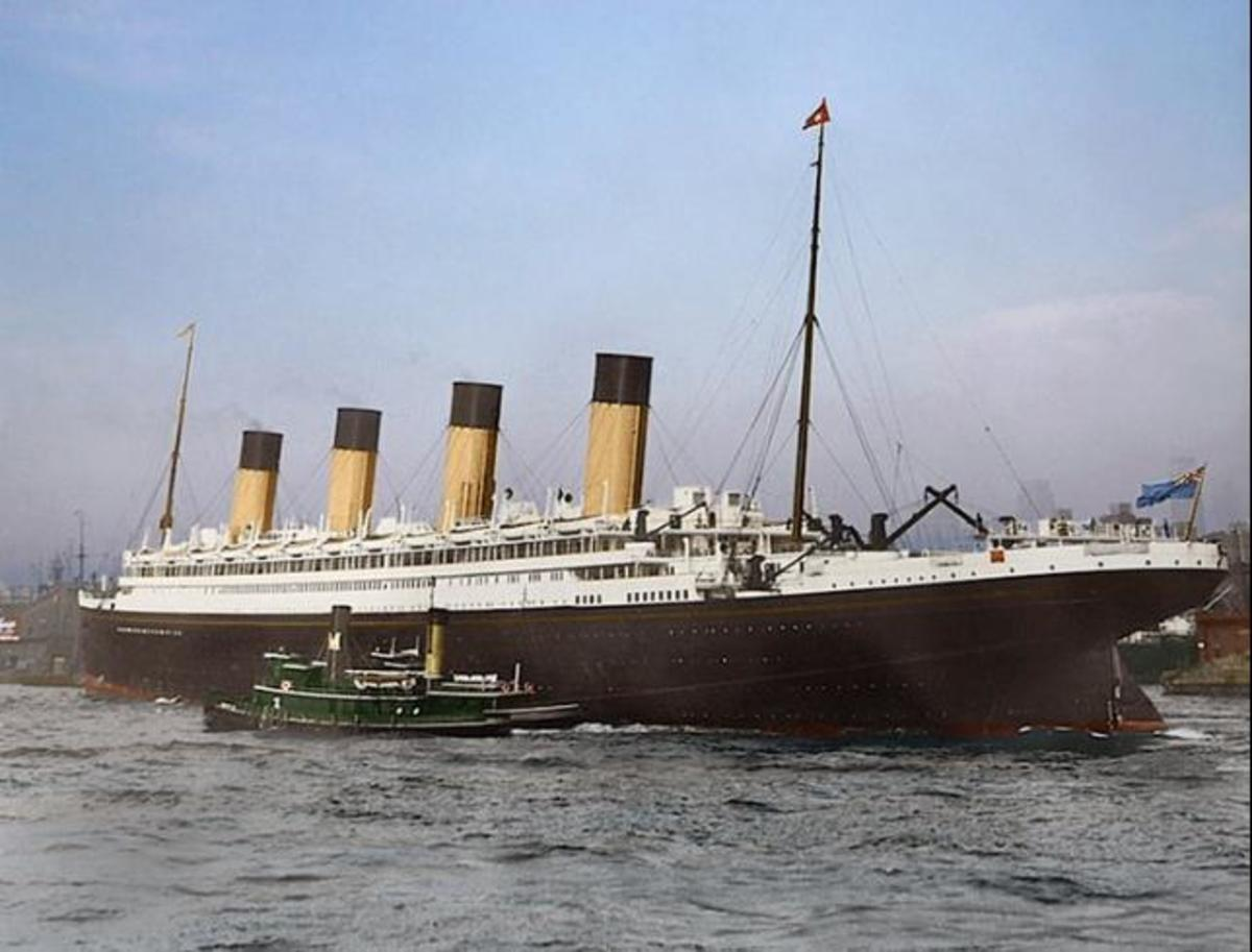 What if Titanic Never Sank?
