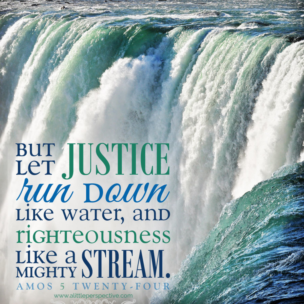 God's Justice and Righteousness