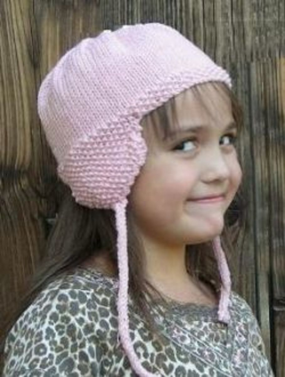 ear muffs free pattern