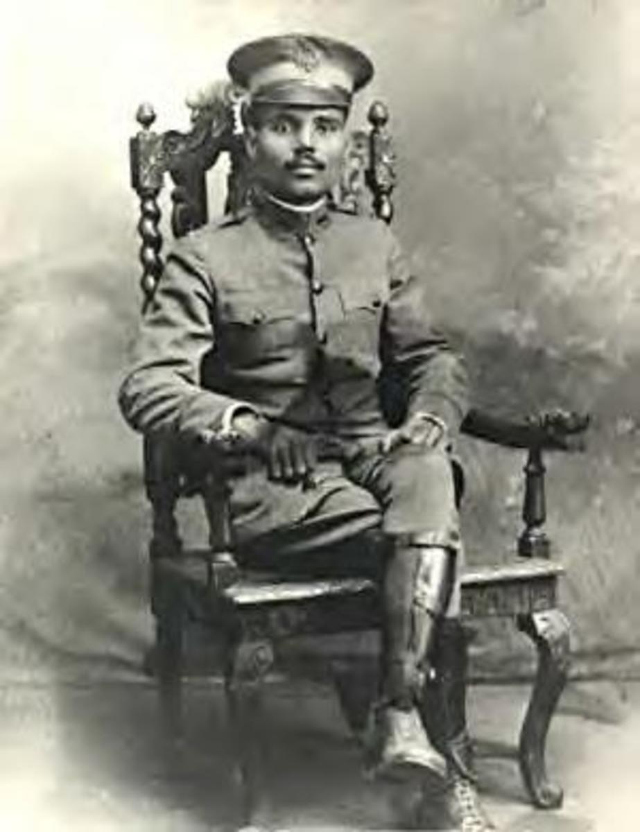 1st Lt Pedro Albizu Campos--  US Army