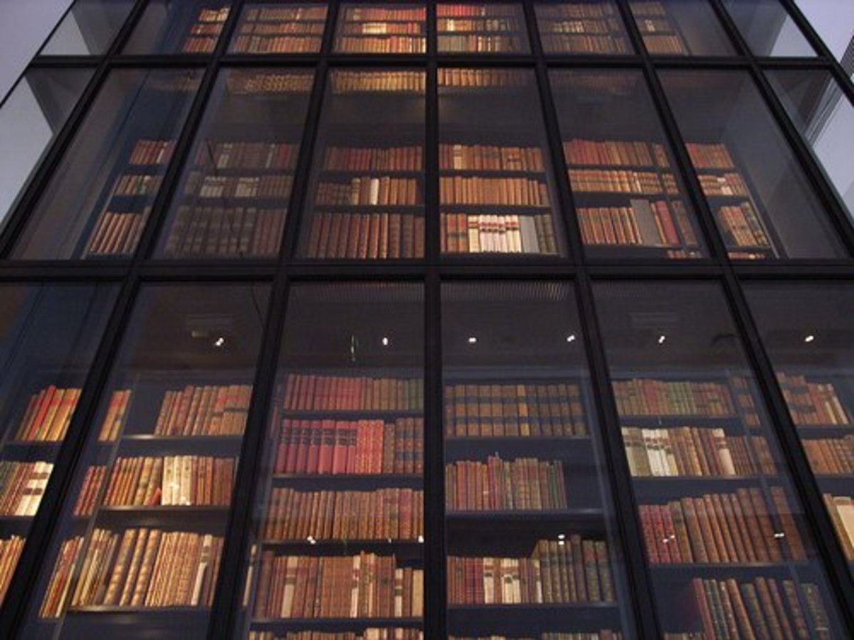 The Importance of a Library in Society