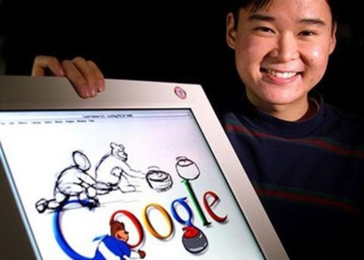 Dennis Hwang- Google's chief doodler