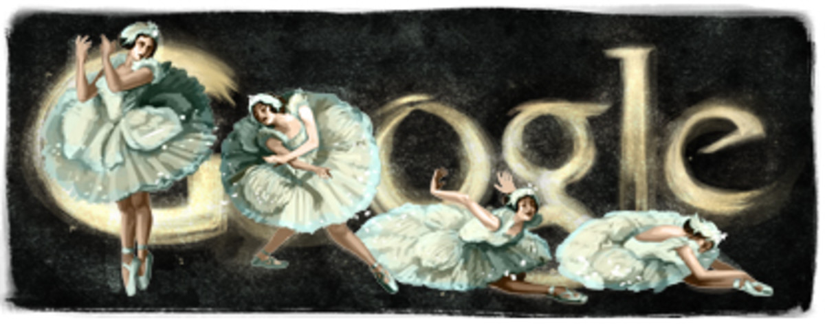 A tribute to Anna Pavlova