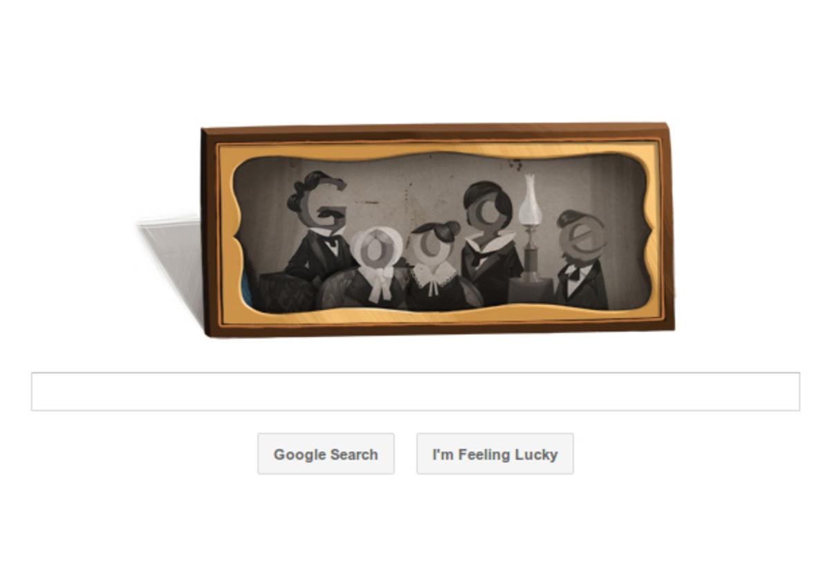 Louis Daguerre- inventor of photography - The Daguerrotype)