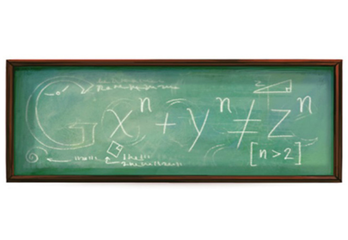 Perre de Fermat's mathematical genius