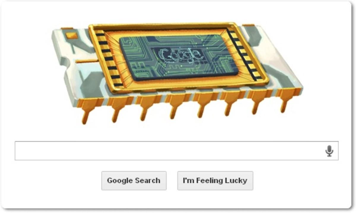 Robert Noyce-  Integrated Circuits