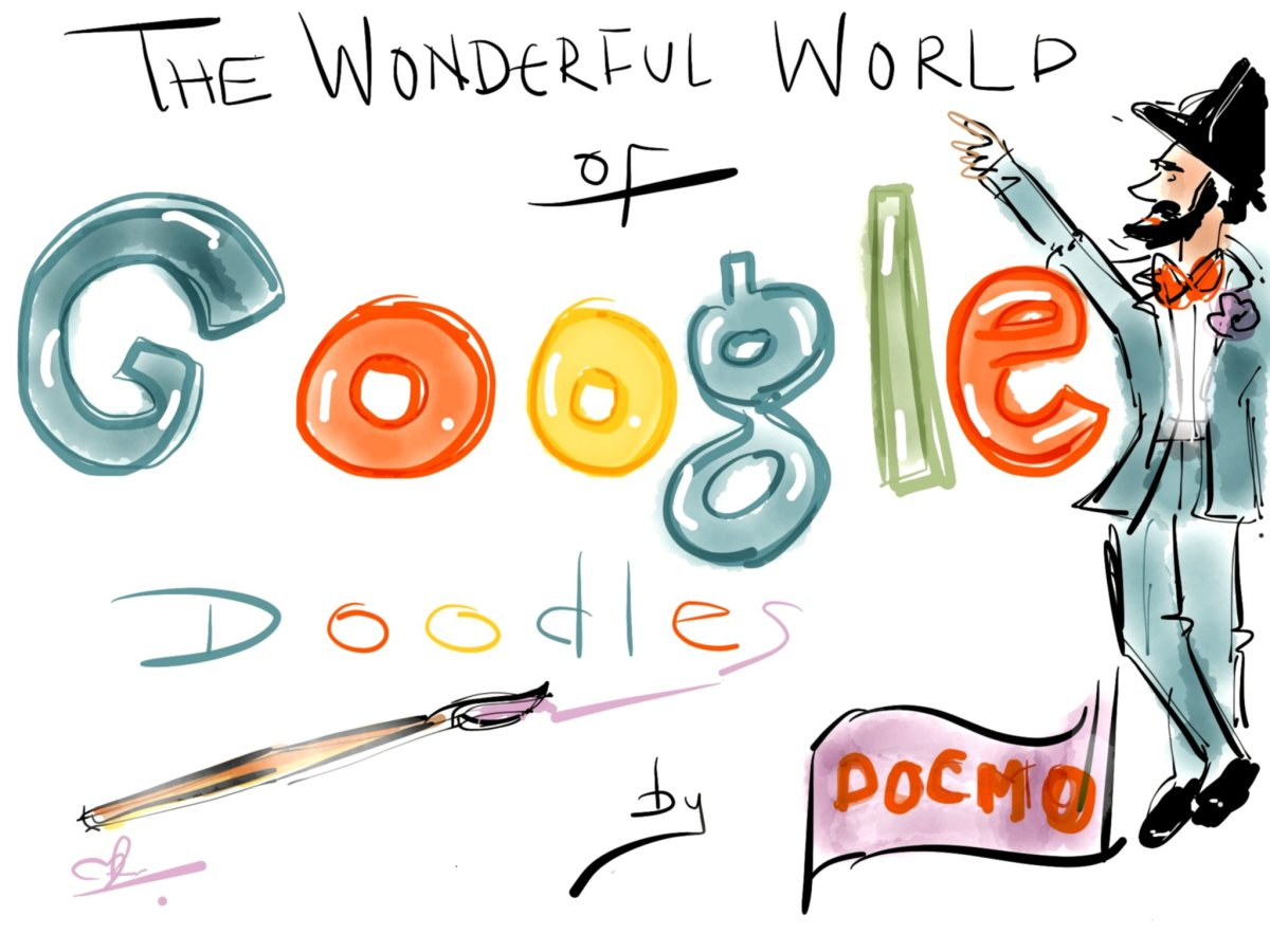 The Wonderful World of Google Doodles