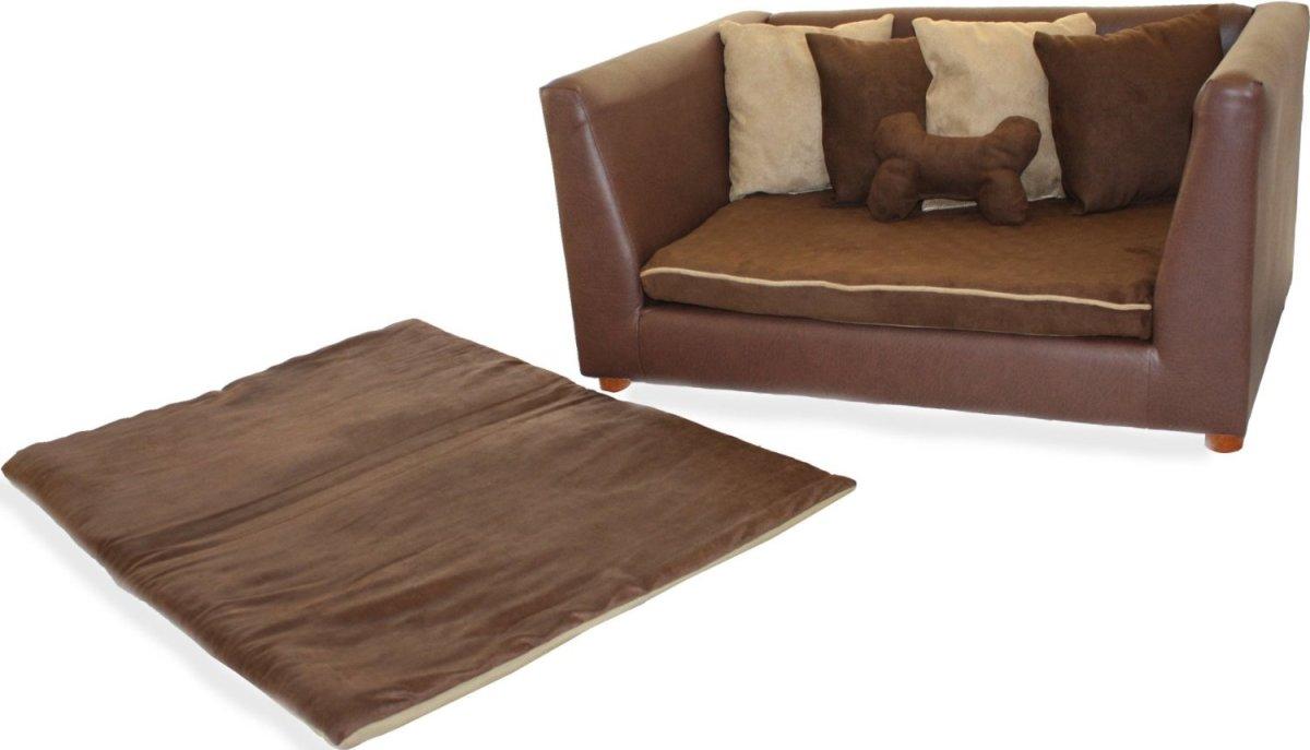 Fantasy Furniture Deluxe Orthopedic Memory Foam Dog Bed Set