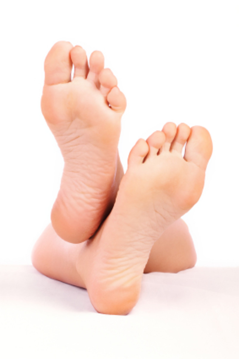 Healthy Feet: How To Fight Blisters, Calluses, Corns And Plantar Fasciitis