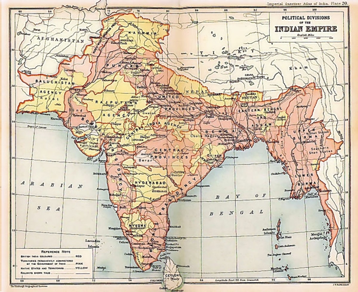 British Raj in India was it Good or Bad?