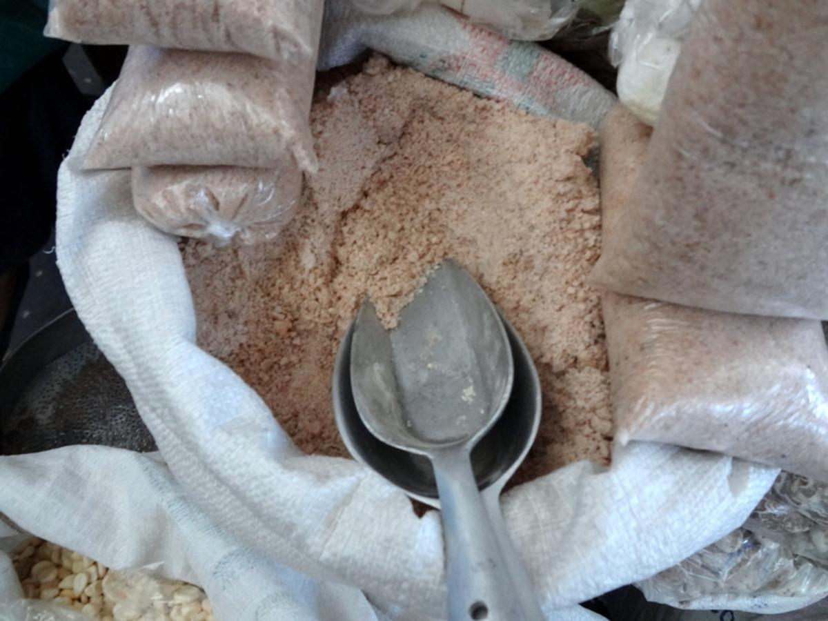 Andean Salt