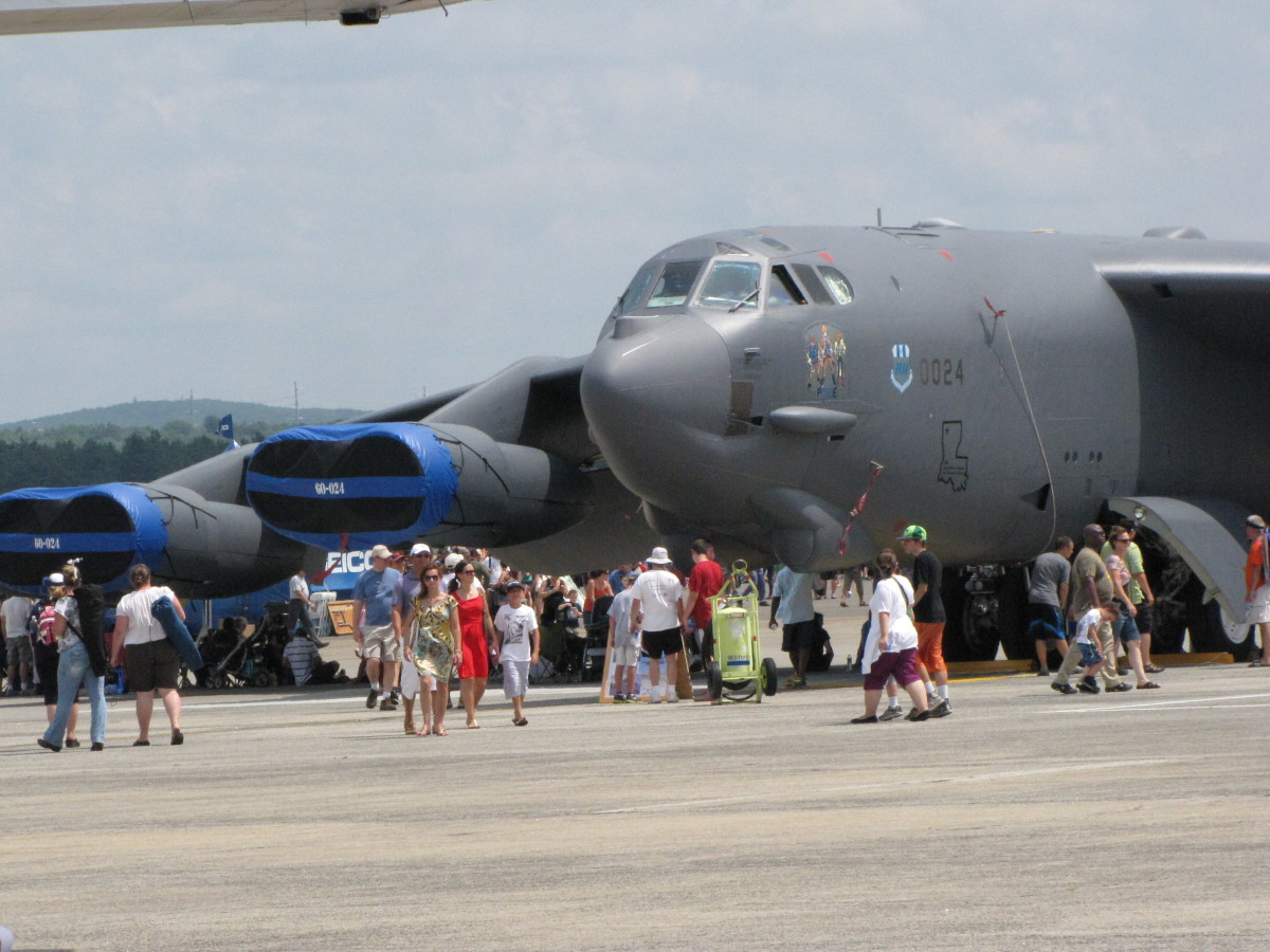 The B-52 Bomber