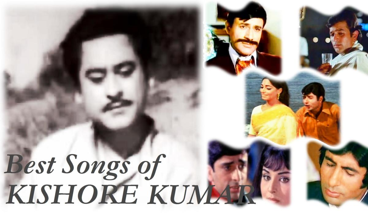 Best Songs of Kishore Kumar