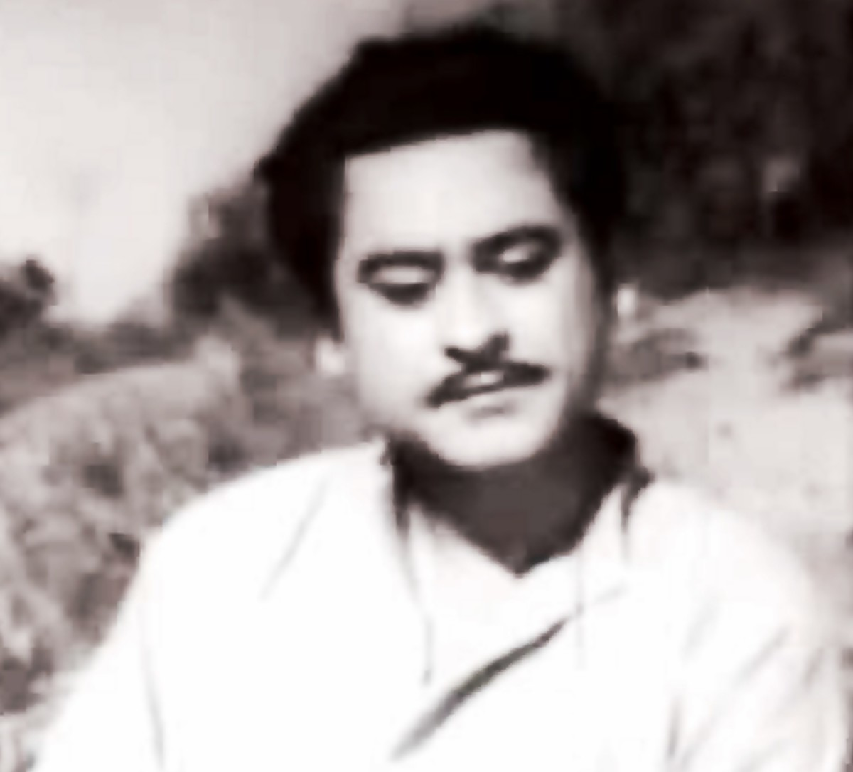 A Song Composed & Sung by Kishore Kumar