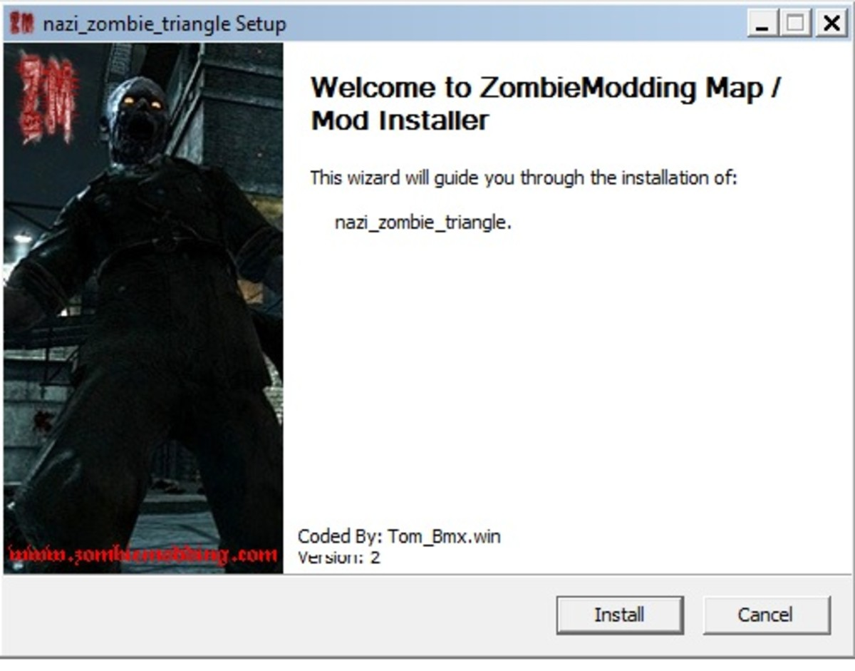 Custom Zombies: How To Download and Play Custom Zombie Maps. | HubPages