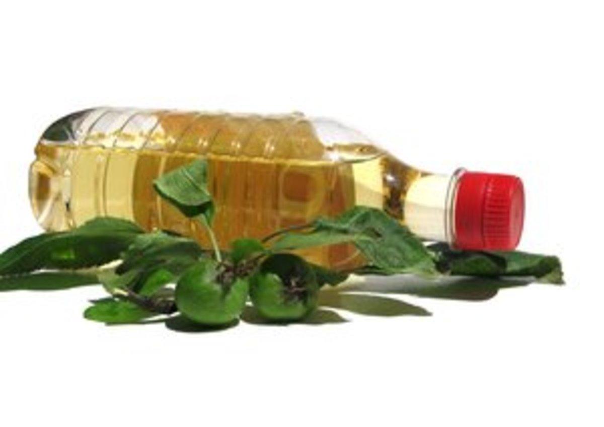 Use any kind of vinegar