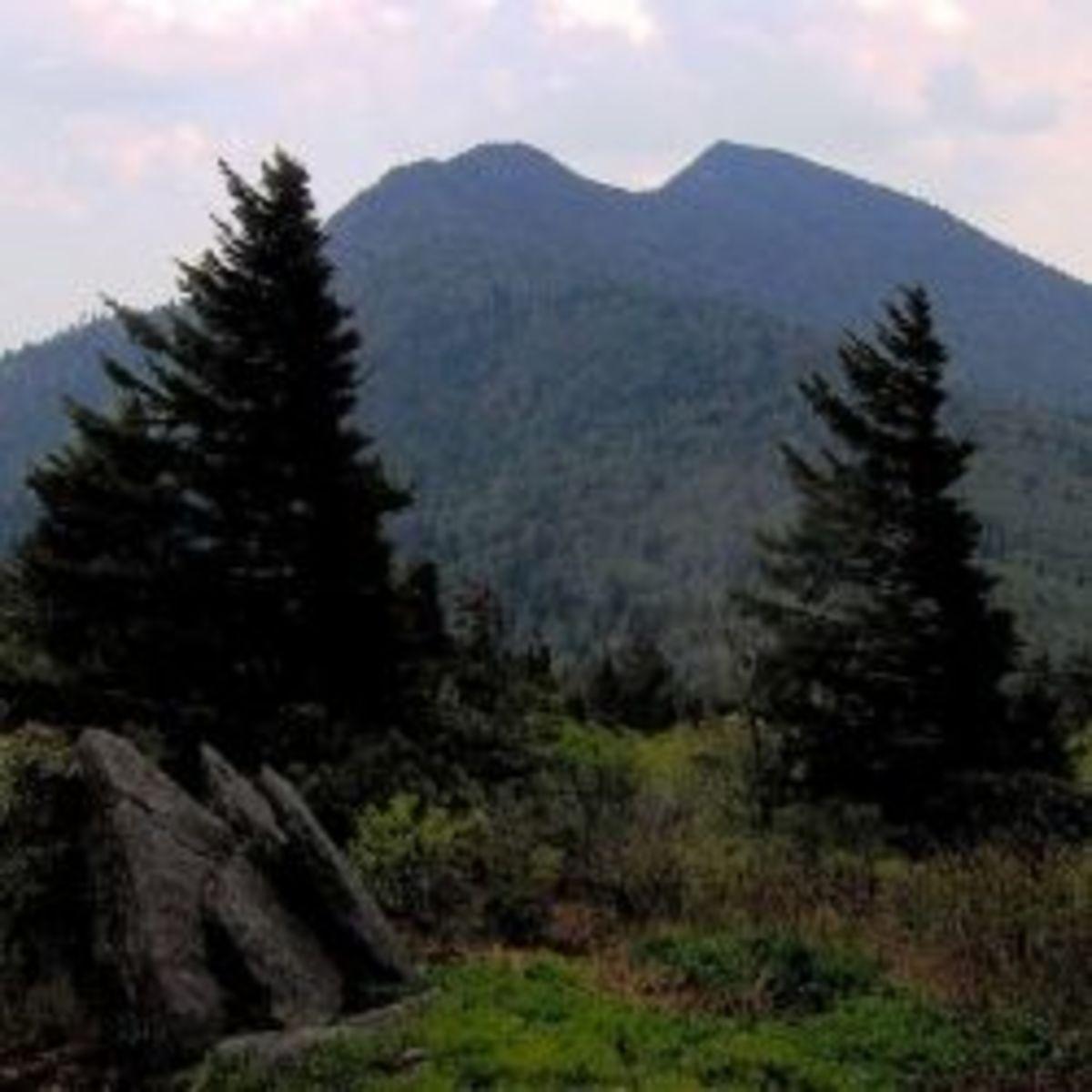 Black Mountains of North Carolina