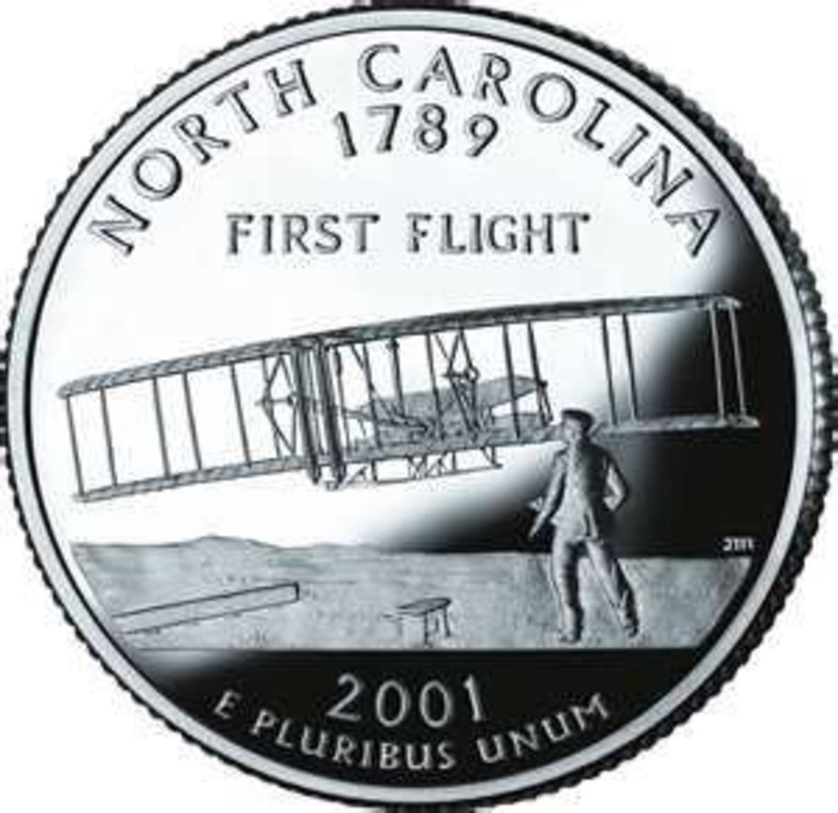 North Carolina's state quarter
