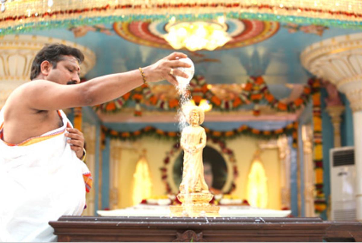 Ritual and the Spiritual