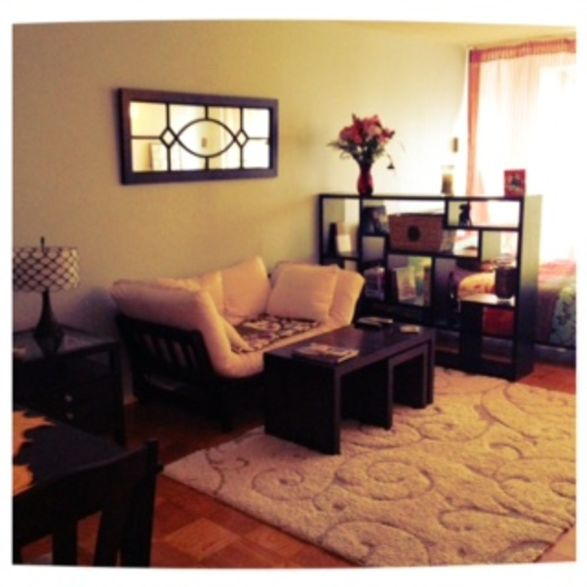 How to Furnish a Small Studio Apartment