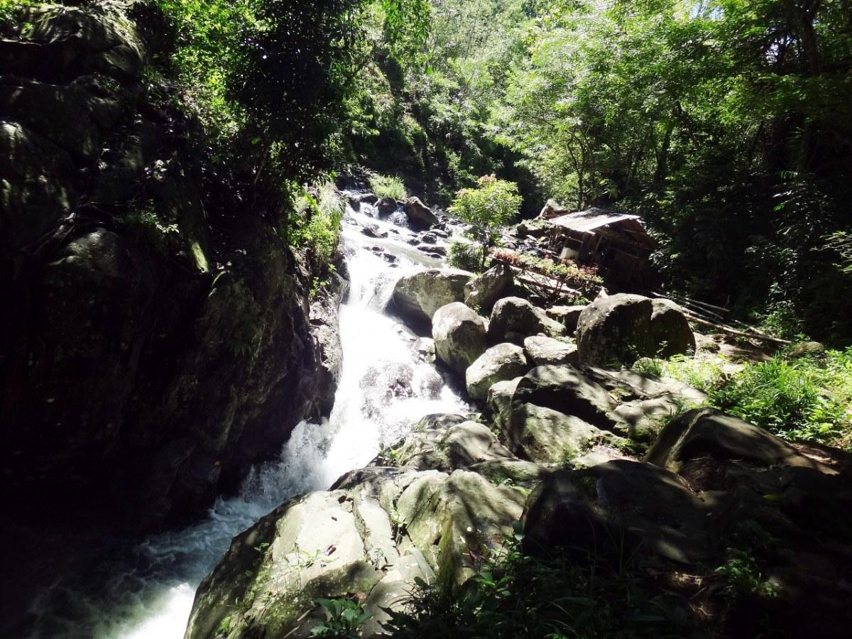 The 7 Waterfalls of Mambukal Resort in Bacolod