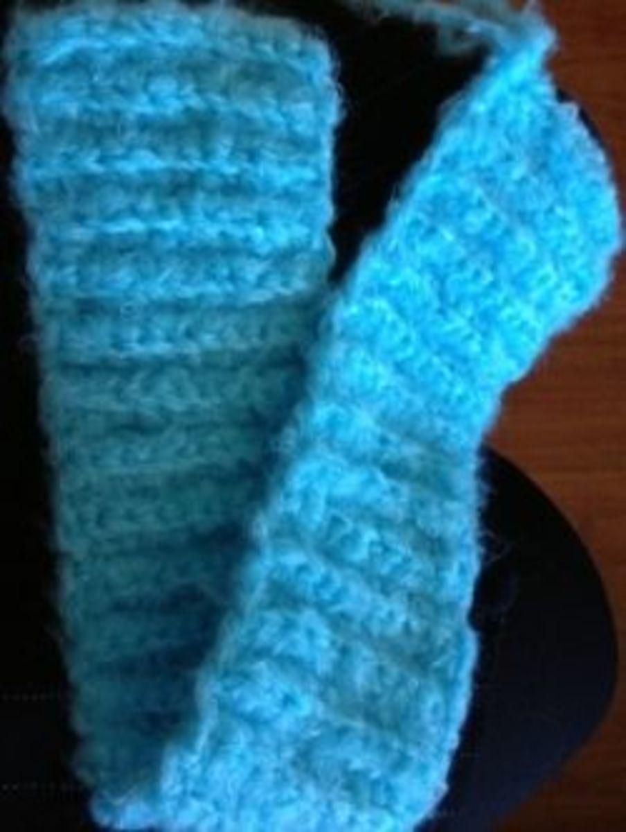 Crochet Patterns Dickies : Turtleneck Dickie Sweater, Free Crochet Pattern!