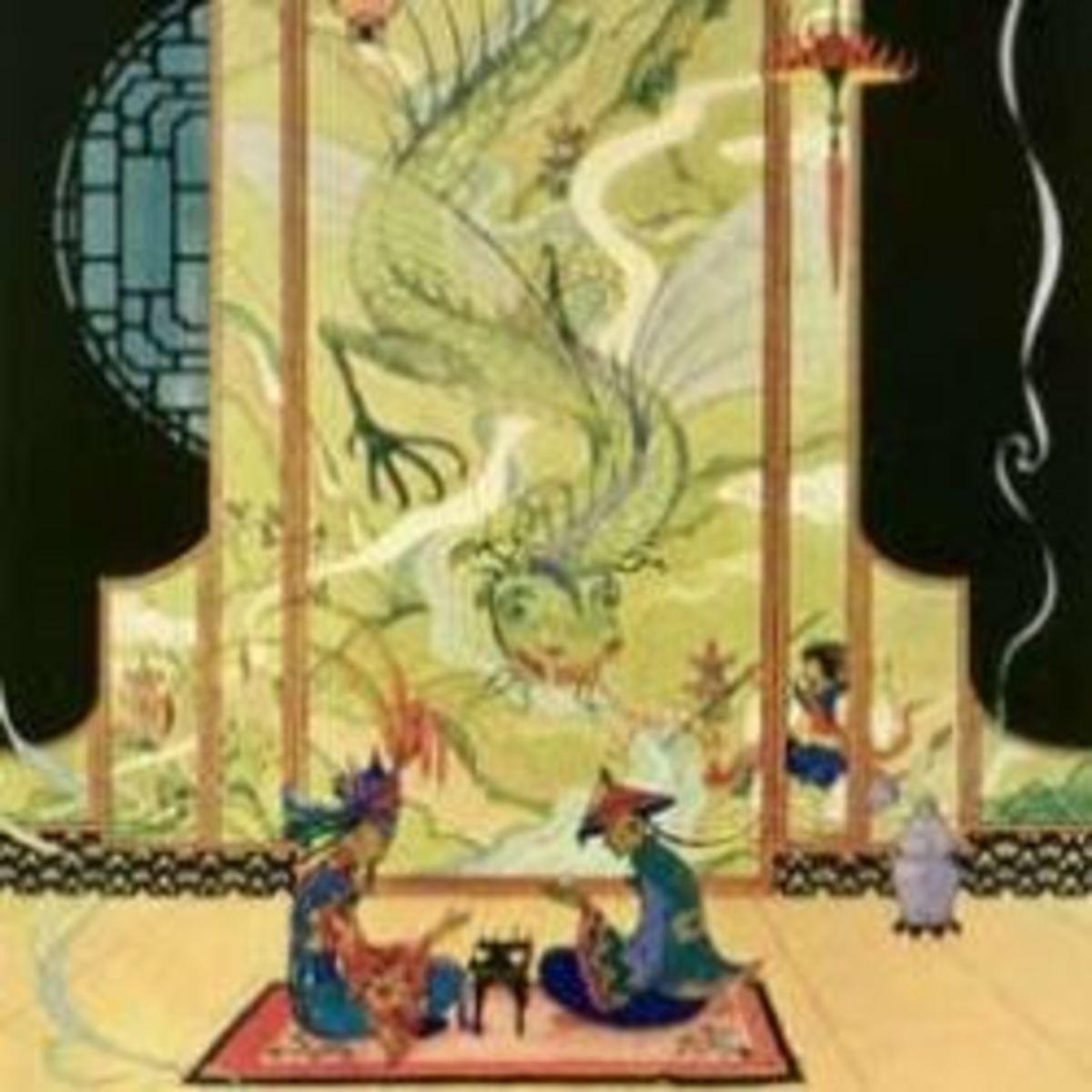 The stories of Arabian Nights (1001 Nights)