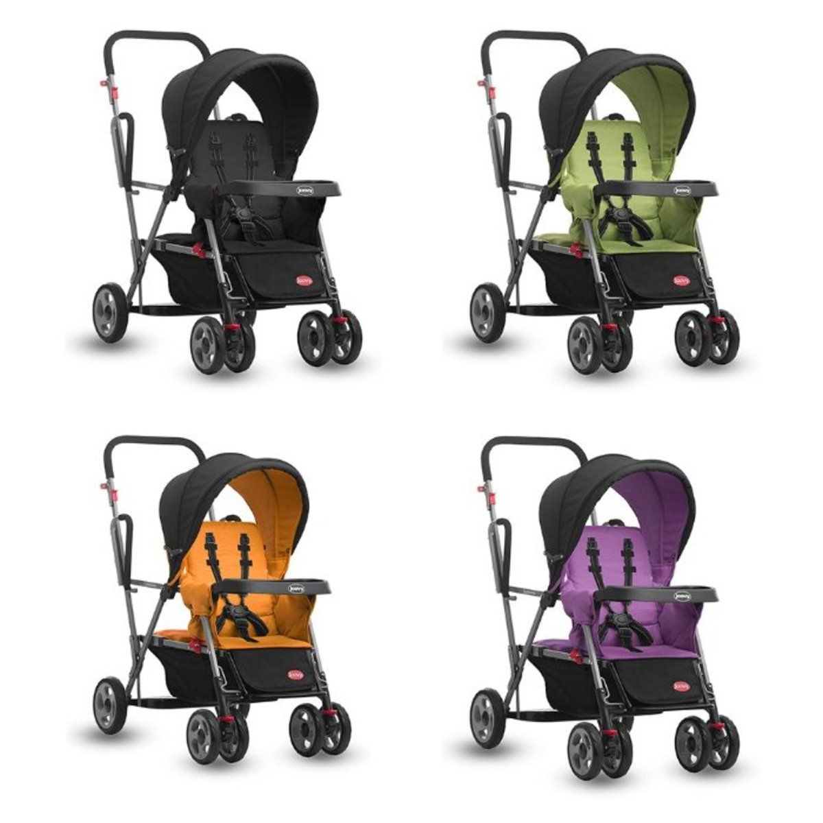 The Best Sit and Stand Strollers | hubpages