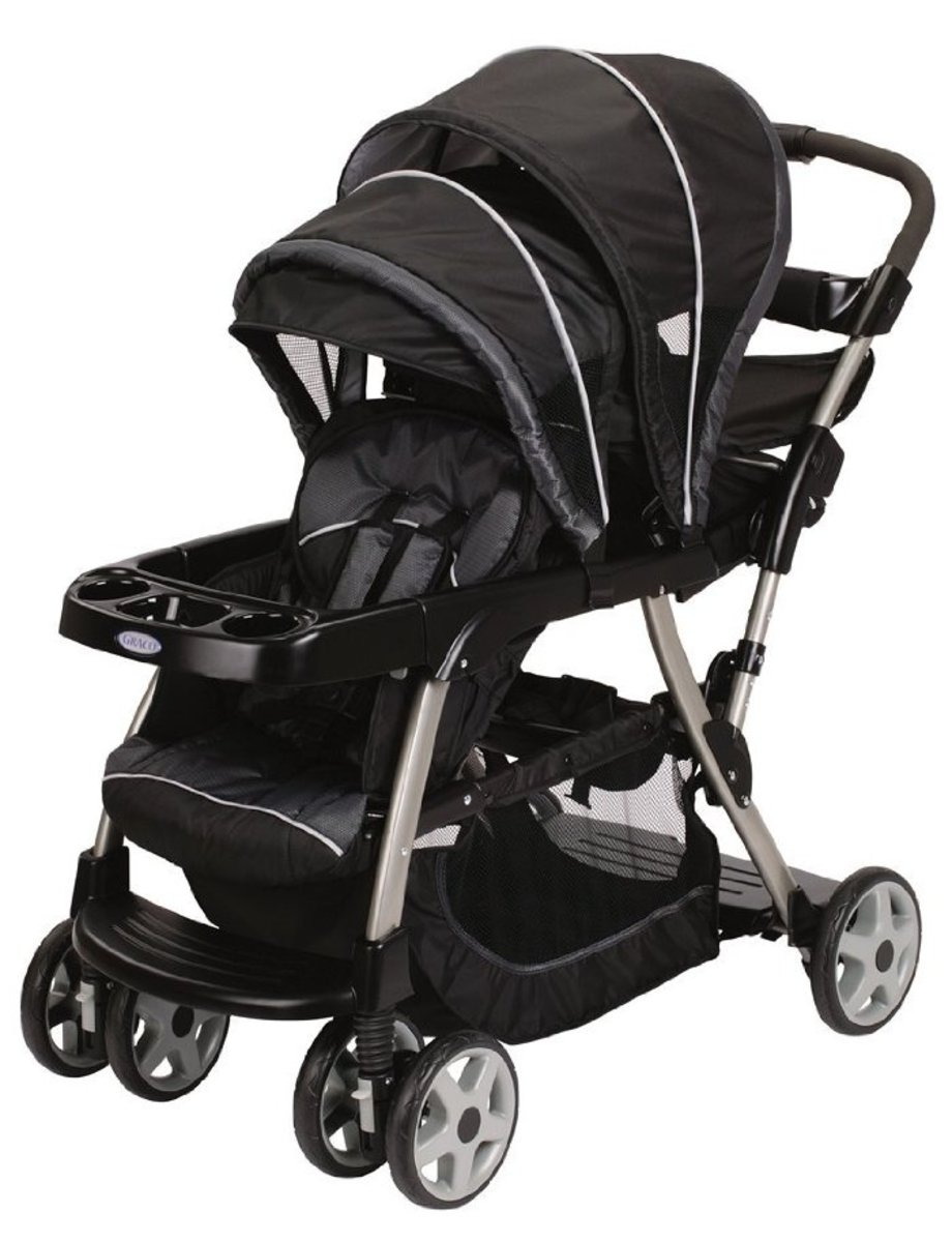 The Best Sit And Stand Strollers Hubpages