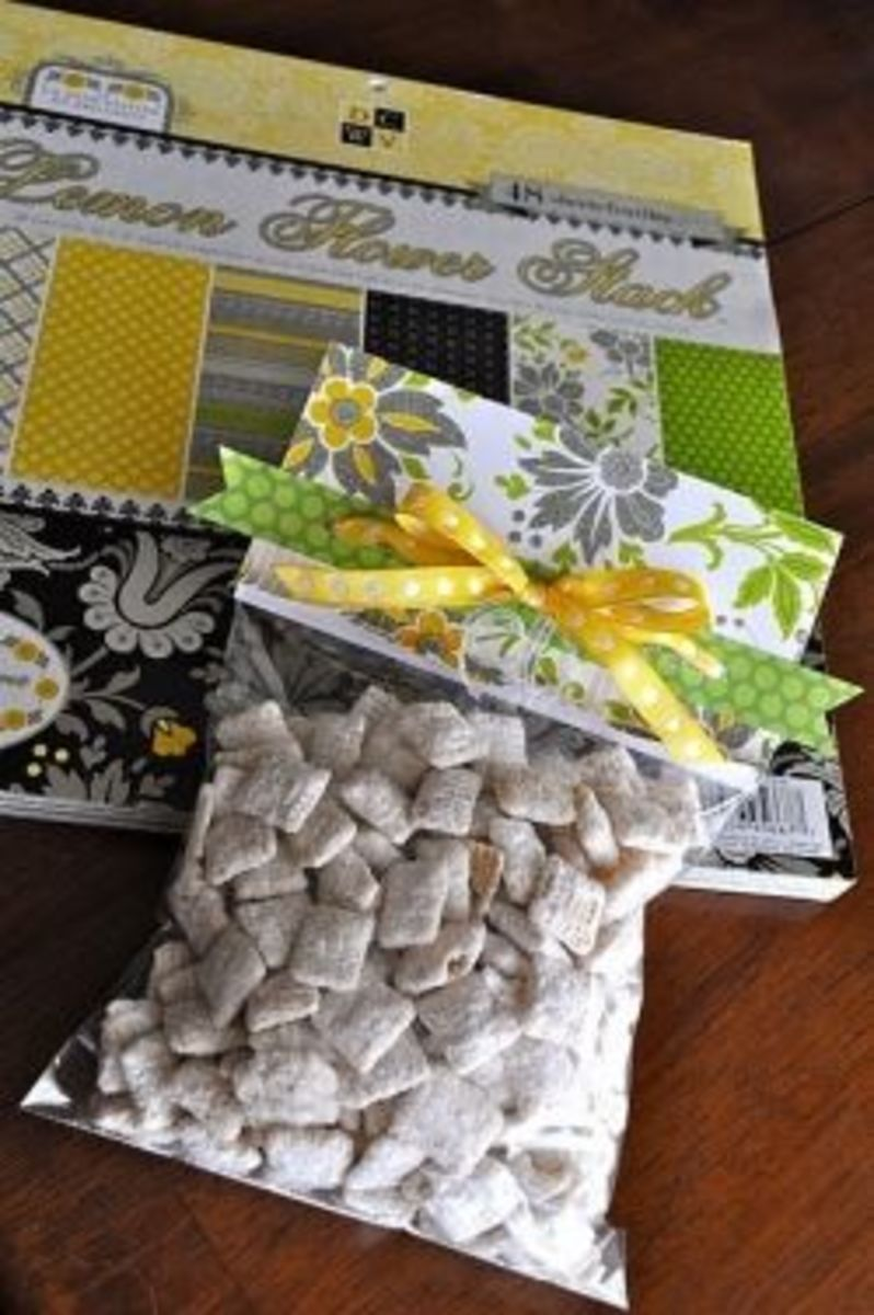 Easy and Pretty Cookie Package