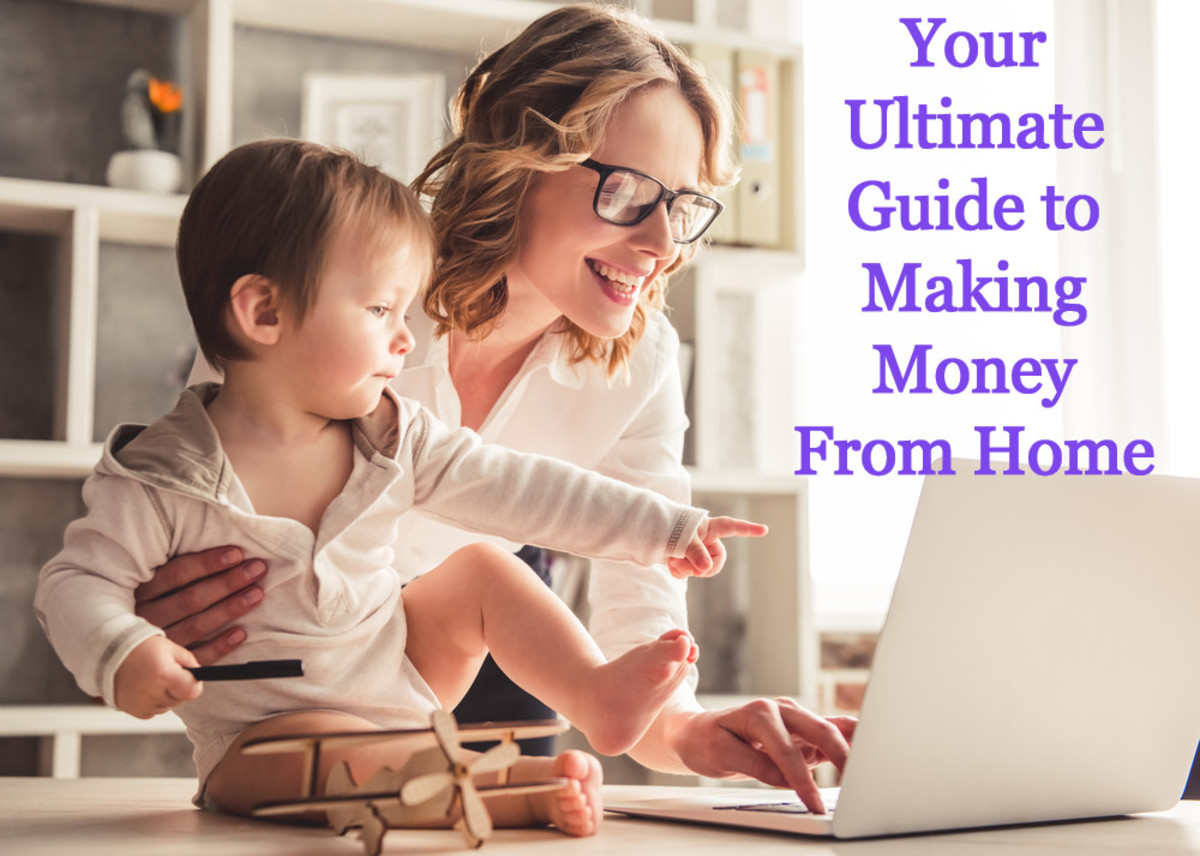 Your Ultimate Guide to Making Money Working from Home