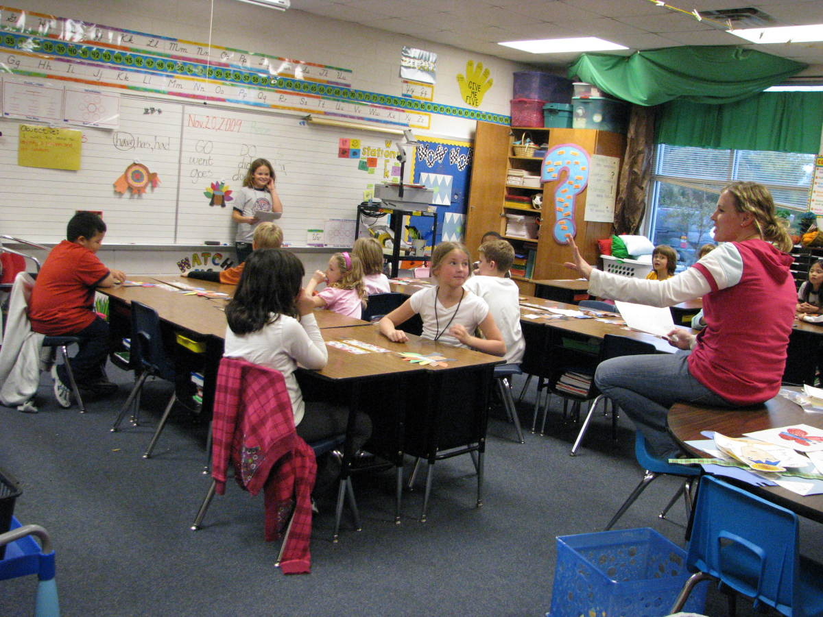 2nd Grade Class: Does teacher tenure make better schools?