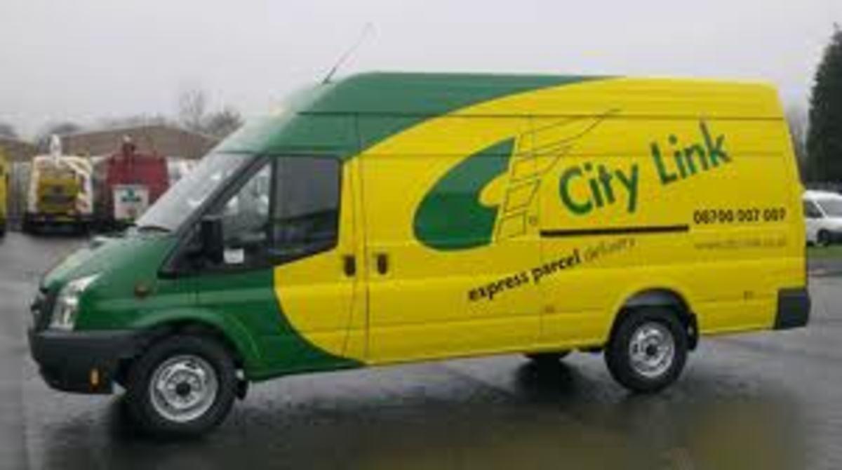 Citylink Van