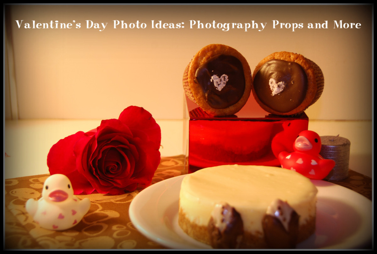 Valentine's Day Photo Ideas: Photography Props and More