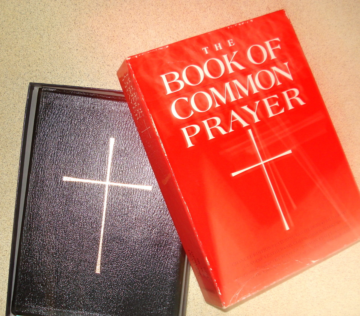 The American Episcopal Book of Common Prayer