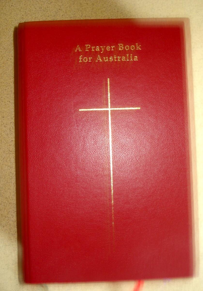 A Prayer Book For Australia