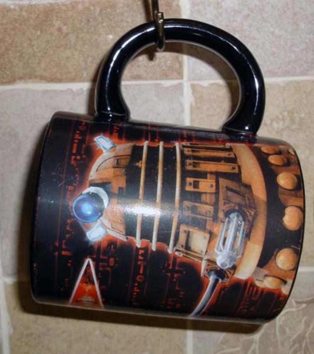 Dr Who Mug