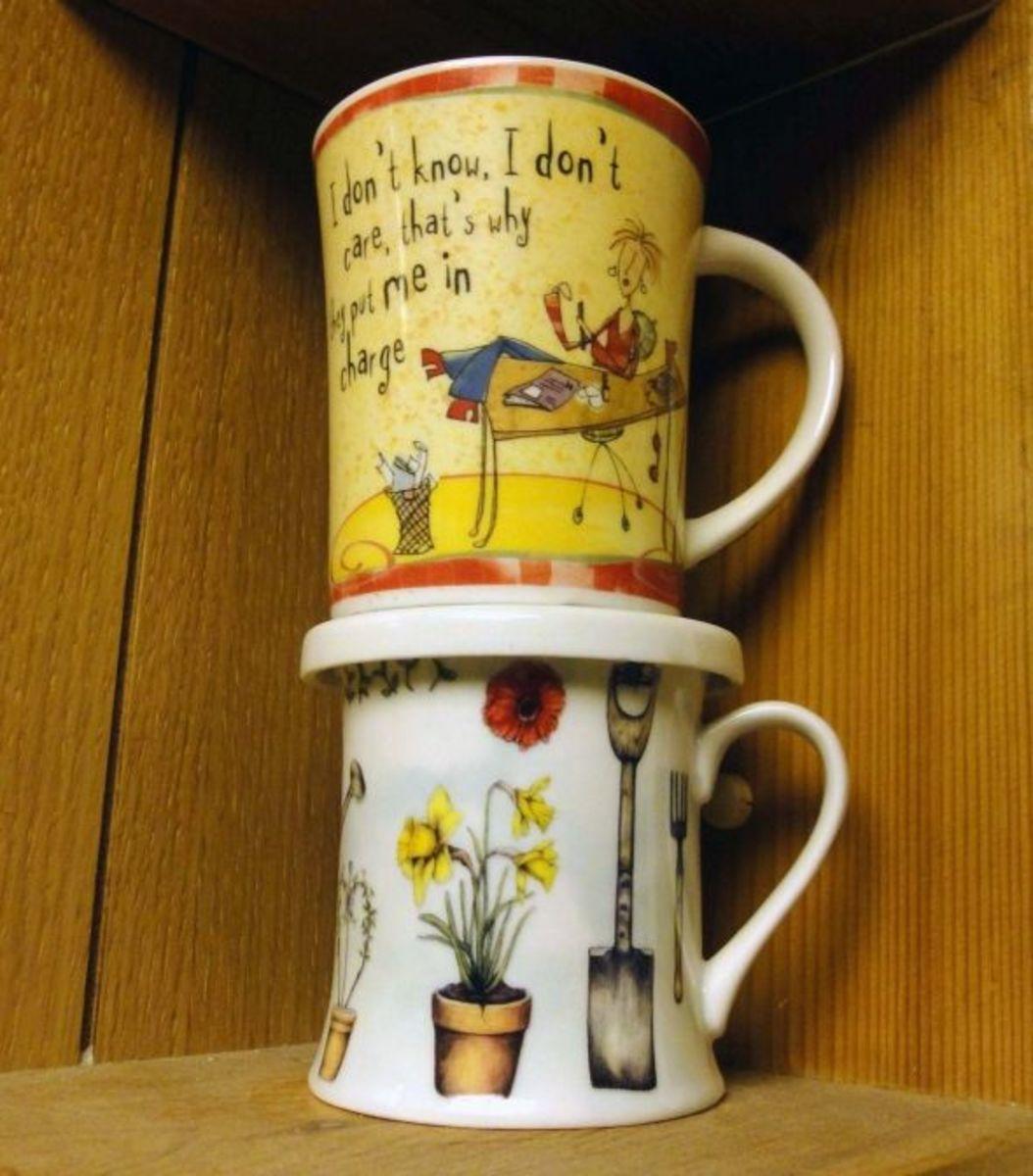 Display Mugs