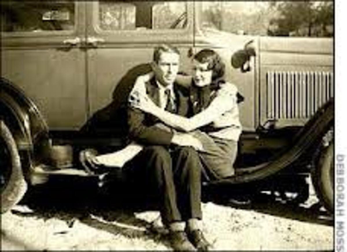 Buck and Blanche Barrow