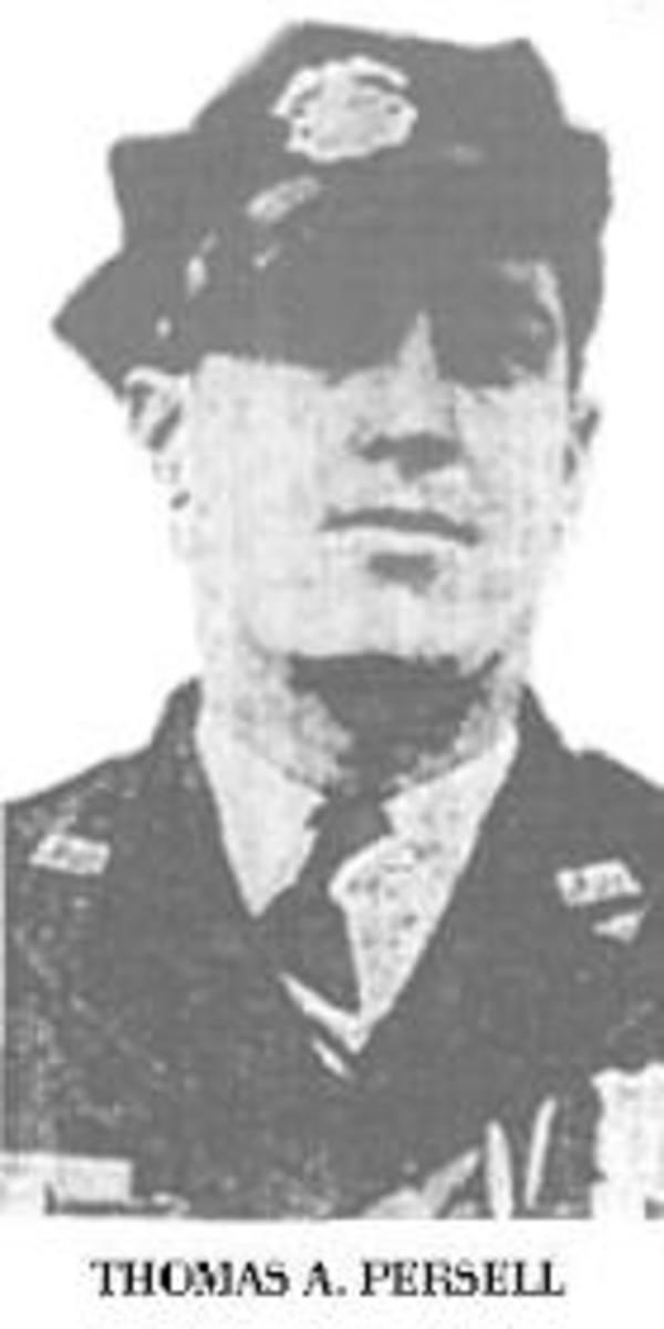 Officer Tom Persell