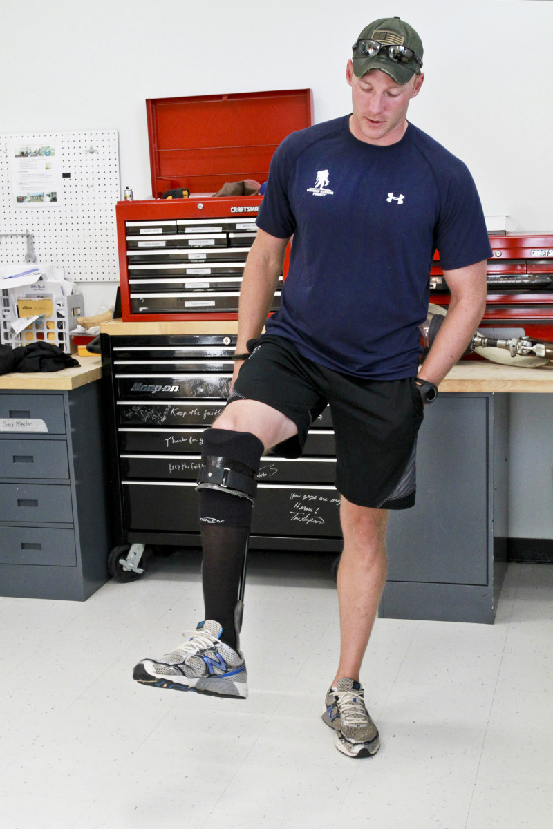 An Intrepid Dynamic Exoskeletal Orthosis Brace
