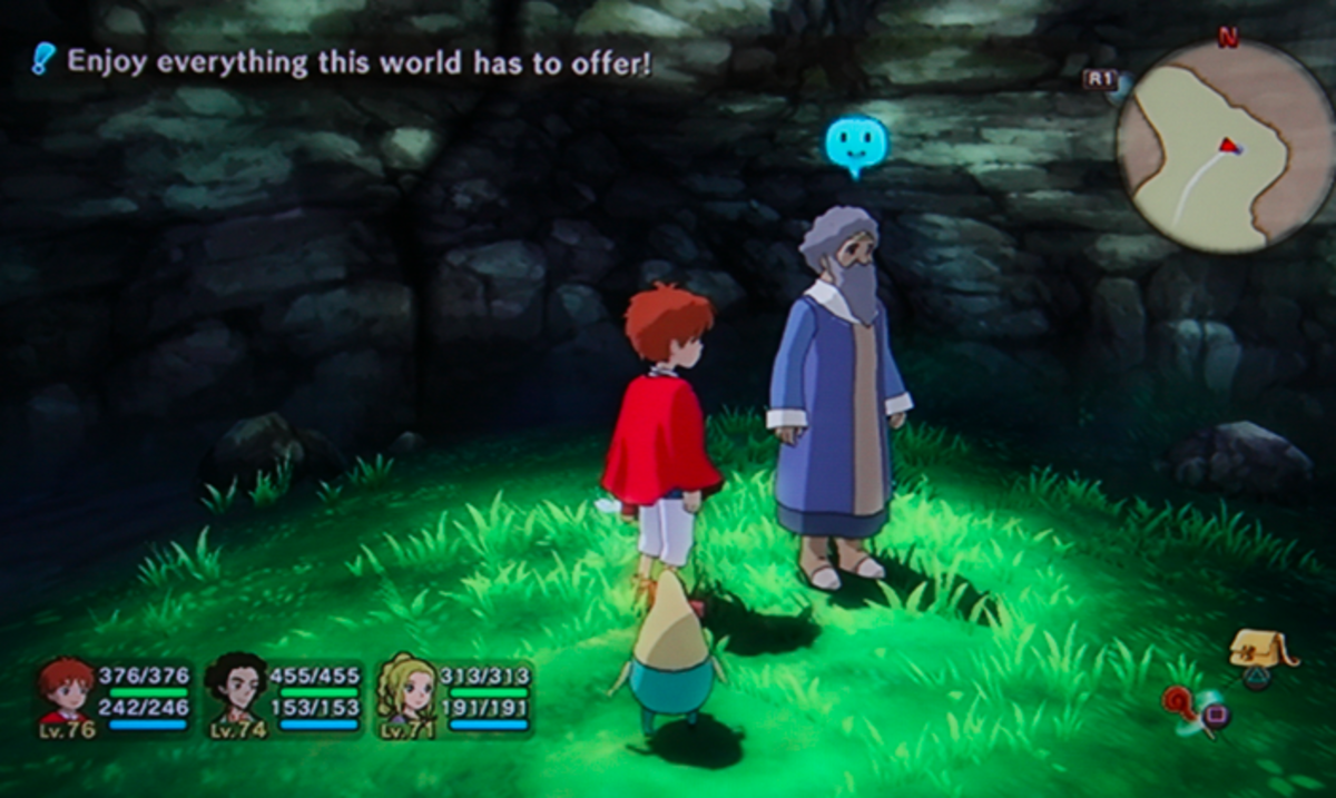 Ni no Kuni walkthrough: The Master Alchemist