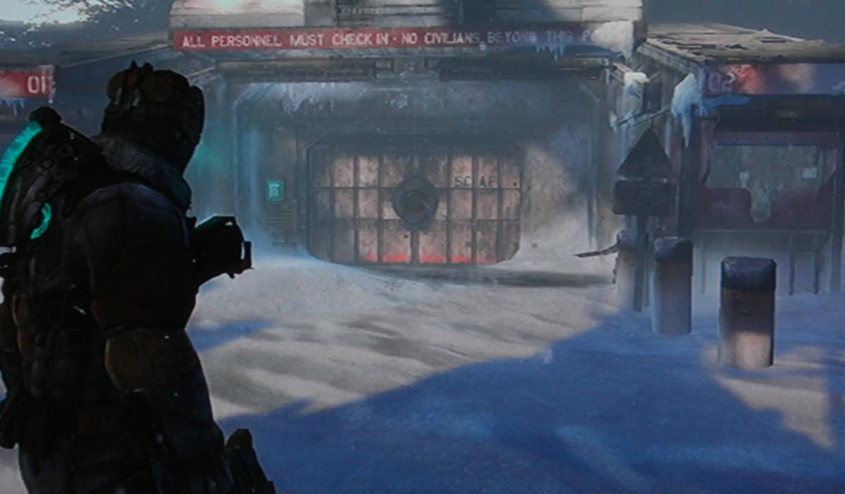 Dead Space 3 walkthrough, Part Fifteen: Investigate the Supply Depot
