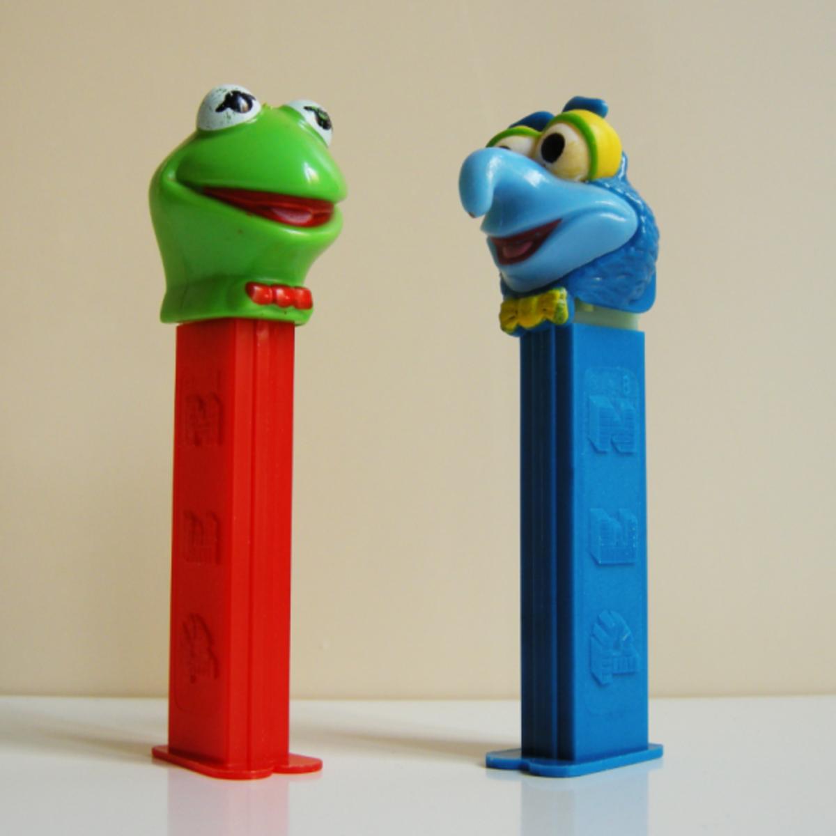 Muppets Pez by Deborah Swain